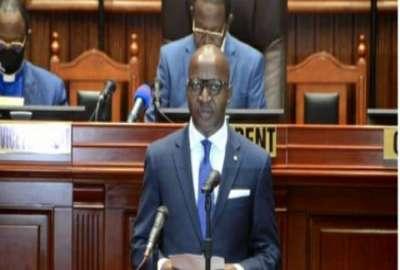 Eddy Mundela est élu 1er vice-président du Sénat_Photo tiers