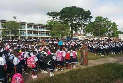 Rentrée scolaire photo des droits tiers