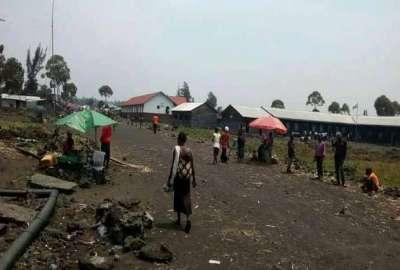 un quartier de Goma