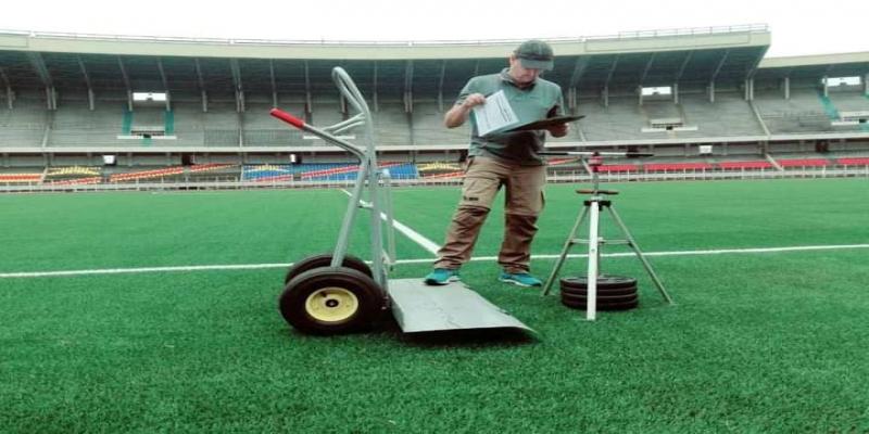 Stade des Martyrs : la CAF annonce une nouvelle visite d'inspection _ph des droits tiers