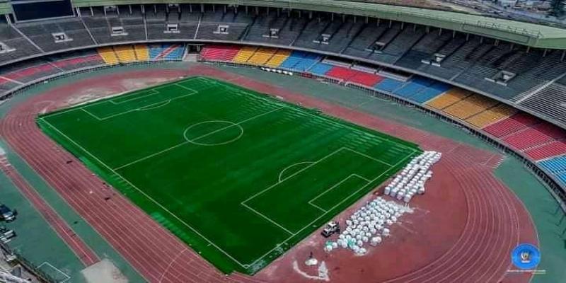 stade de martyrs en réhabilitation_photo des droits tiers