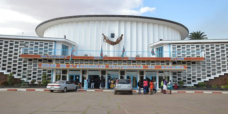 Assemblee provinciale Haut Katanga_Photo laplumeinfo.net