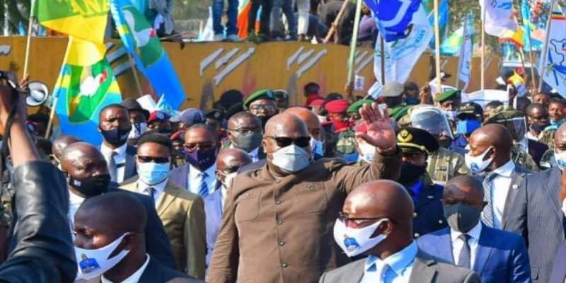 Felix Antoine Tshisekedi_Photo Présidence