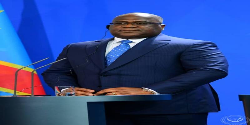 Félix Tshisekedi président de la RDC_ Photo tiers